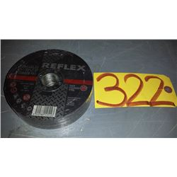 "Reflex Cutting Disc 5"" for Stainless / Steel"