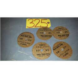"Cutting Disc 3""x 1/16"" x 1/2"""