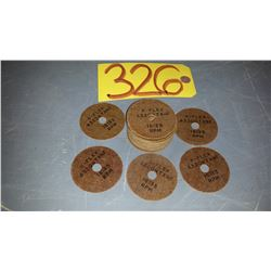 "Cutting Disc 2""x 1/32""x 3/8"""