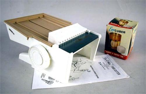 Image 1 A MISCELLANEOUS GROUP OF KITCHEN AND HOME APPLIANCES Including Salad Slicer