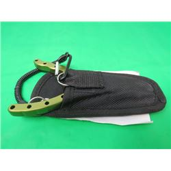 ALUMINUM PLIERS WITH SHEATH