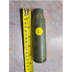 25MM BRADLEY FIGHTING VEHICLE SHELL EMPTY (FOR DISPLAY)