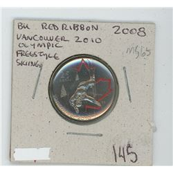 2008 Canadian Quarter (Vancouver 2010 Freestyle skiing)
