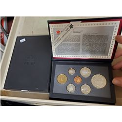 1996 PROOF SET (1 CENT-SILVER DOLLAR)