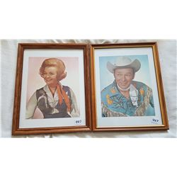 ROY ROGERS AND DALE EWENS PICTURES