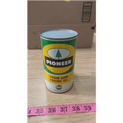 PIONEER FULL CHAIN SAW ENGINE OIL CAN (1 IMPERIAL PINT)