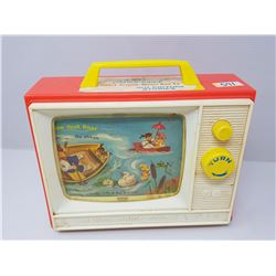 FISHER PRICE TWO TUNE TV 1966