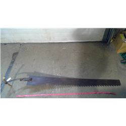 "ICE SAW WITH 60"" BLADE (REPLACED HANDLE)"