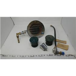 HEATER AND CAMPSTOVE ACCESSORIES