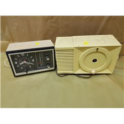 TWO RADIOS (AS IS, PARTS)
