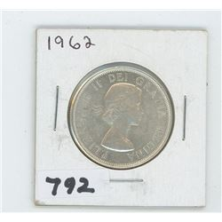 1962 CANADIAN 50 CENTS
