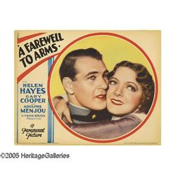 A Farewell To Arms (Paramount, 1932). Lobby Card (11  X A Farewell To Arms (Paramount, 1932).