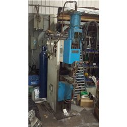 Taylor-Winfield 75KVA Spot welding machine No. ENC-12-75