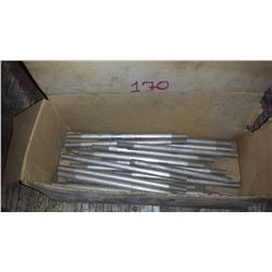 "Lot of Filleted Rod 3/8"" (perfect for buck)"