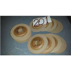 "Stainless & Aluminum Grinding Disc 4""1/2 A120"