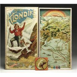 GAME OF GOING TO THE KLONDIKE
