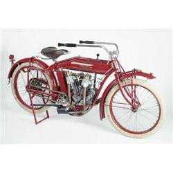 1913 INDIAN V-TWIN MOTORCYCLE