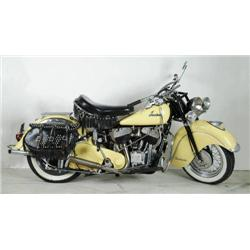 1947 INDIAN CHIEF ROADMASTER MOTORCYCLE