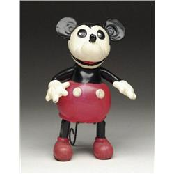 CELLULOID WIND-UP MICKEY MOUSE
