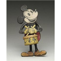 EXCEEDINGLY RARE MICKEY MOUSE DRUMMER