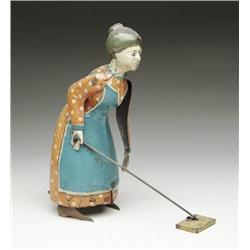 FISCHER BUSY LIZZY SWEEPER WOMAN