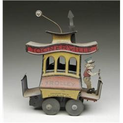 NIFTY TOONERVILLE TROLLEY