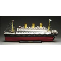 EXTREMELY LARGE MARKLIN OCEAN LINER W/ OB