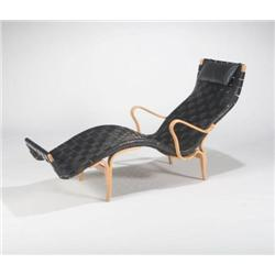 Bruno mathsson pernilla series chaise lounge for Chaise serie 7