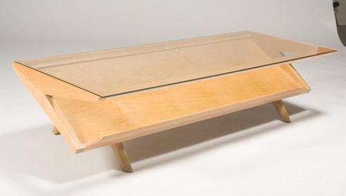 Delicieux Brown Saltman Coffee Table