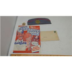 1945 LIL ORPHAN ANNIE GUARD KIT