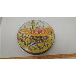 CIRCUS TIN- PEEK FREAN & CO. LTD LONDON ENGLAND