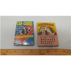 ANTQUE PUNCHBOARD & CARDS