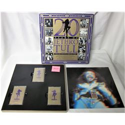 1988 Jethro Tull limited edition 65 songs, 3 cassettes & 24 page color book