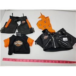 HARLEY DAVIDSON OUTFIT FOR ANIMAL OR TEDDY BEAR