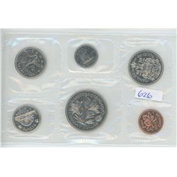 1970 CANADIAN UNCIRCULATED COIN SET