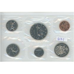 1975 CANADIAN UNCIRCULATED COIN SET
