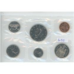 1976 CANADIAN UNCIRCULATED COIN SET