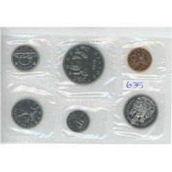 1979 CANADIAN UNCIRCULATED COIN SET
