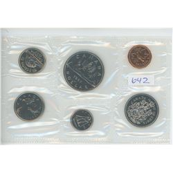1987 CANADIAN UNCIRCULATED COIN SET
