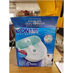 CONAIR FOOT SPA (BRAND NEW)