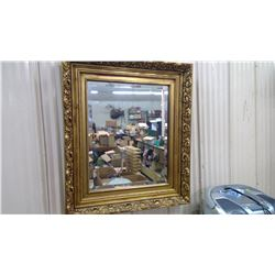 "HANGING WALL MIRROR - 28"" X 24"""