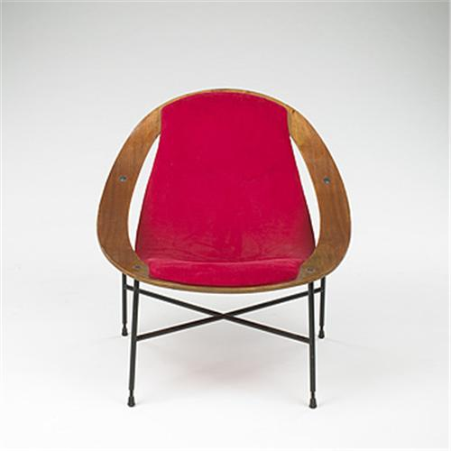 Ico parisi lounge chair cassina italy for Cassina italy