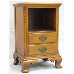 Solid Maple Night Stand Paine Furniture Boston