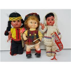 lot of dolls (2 Reliable, 1 Regal)