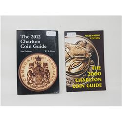 books- Carlton coin guide 2000 &2012