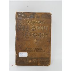 Mrs. Beaton's cook book 1892