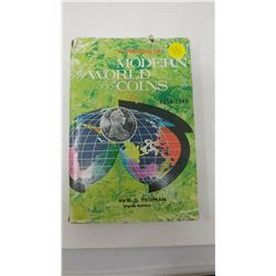 Book: Modern World Coins 1850-1964 by R.S. Yeoman. Eighth Edition. Hard cover.