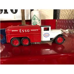 NO RESERVE ESSO PRODUCTS MINIATURE COLLECTIBLE TRUCK