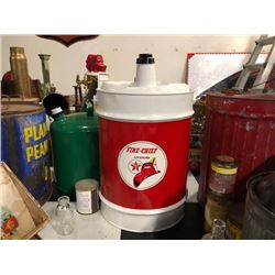 NO RESERVE FIRECHIEF CUSTOM JERRY CAN