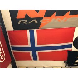 NO RESERVE FLAG OF NORWAY